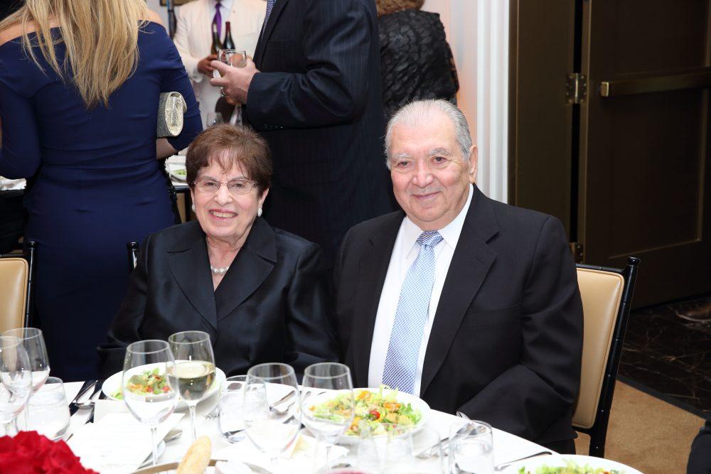 Gerald and Patricia Turpanjian