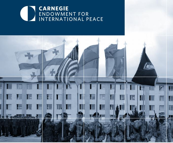 U.S. Policy Paper: Conflict Resolution is Priority One in Caucasus.