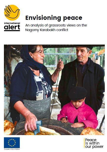 Study Analyzes Grassroots Views of Karabakh Conflict.