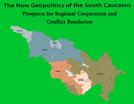 Georgetown Conference on the West and Caucasus.