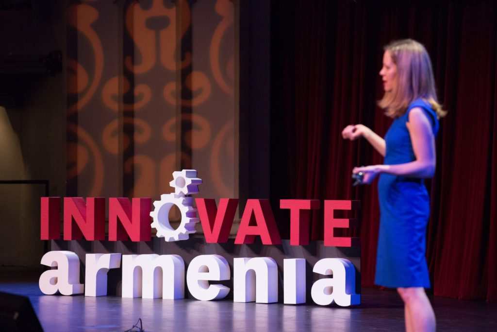 USC Hosts 3rd Annual INNOVATE ARMENIA Festival.