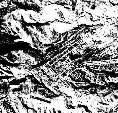 Soviet Stepanakert in CIA Archives.