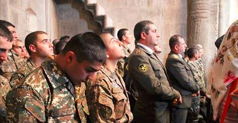 New Report on Dangers of Karabakh Military Scenarios.