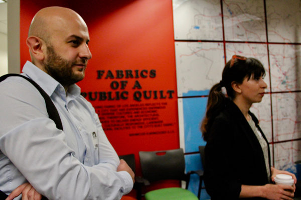 USC Policy Fellows From Armenia Focused On Conversation