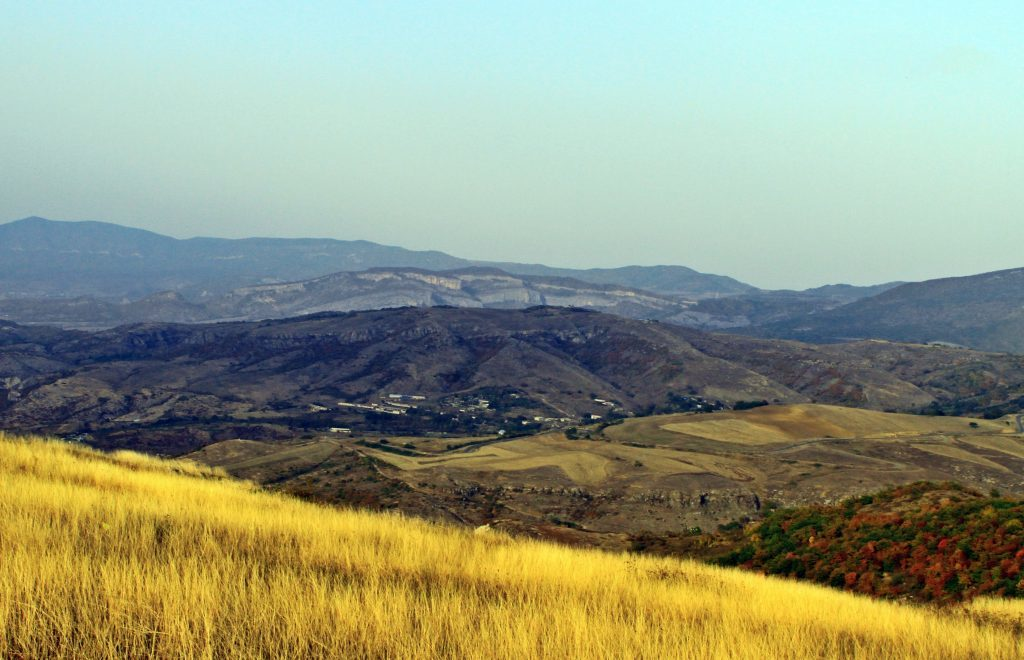 Autumn colors in Karabakh. Photo by Sargis Bulghadaryan for Civilnet