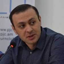Armen Grigoryan, Secretary of Security Council of Armenia