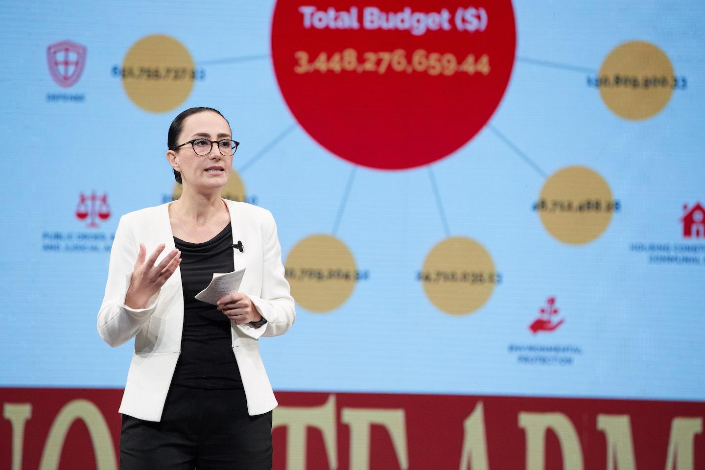 Dr. Irina Ghaplanyan at USC Innovate Armenia