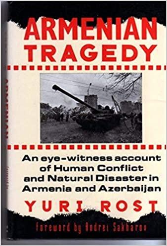 ARMENIAN TRAGEDY