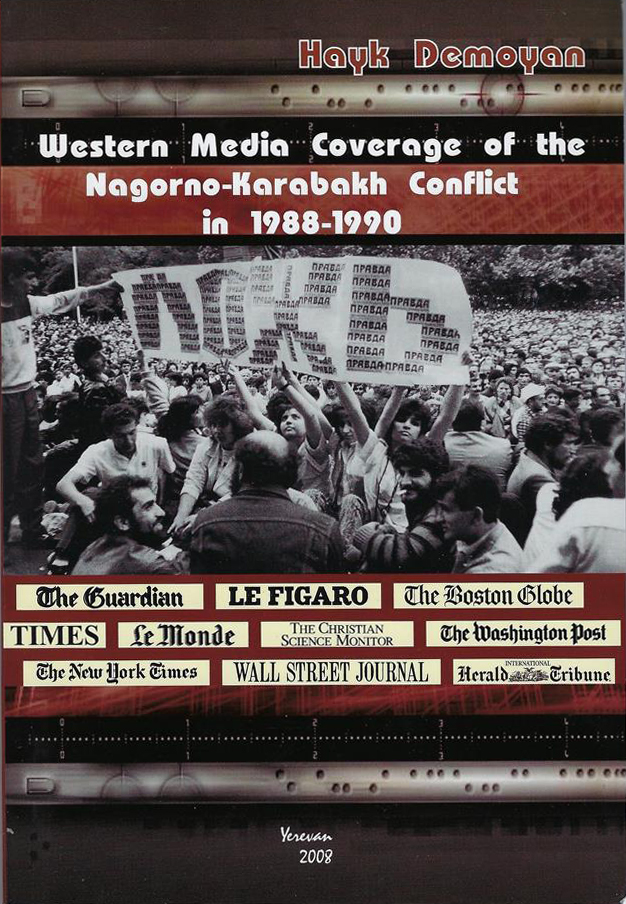 WESTERN MEDIA COVERAGE OF THE NAGORNO-KARABAKH CONFLICT IN 1988-1990