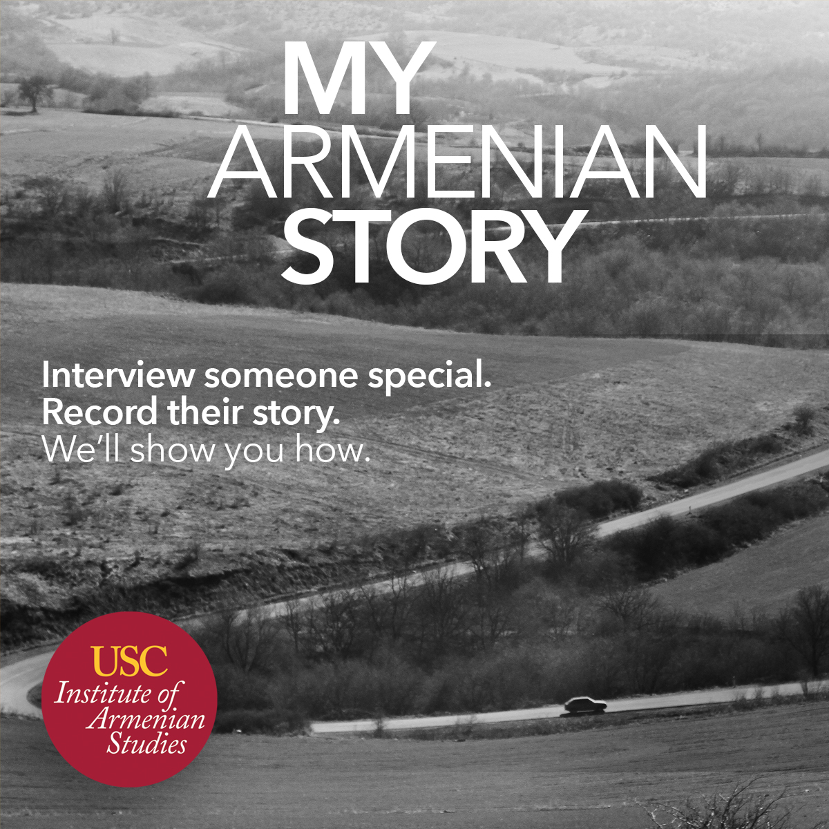 #MyArmenianStory