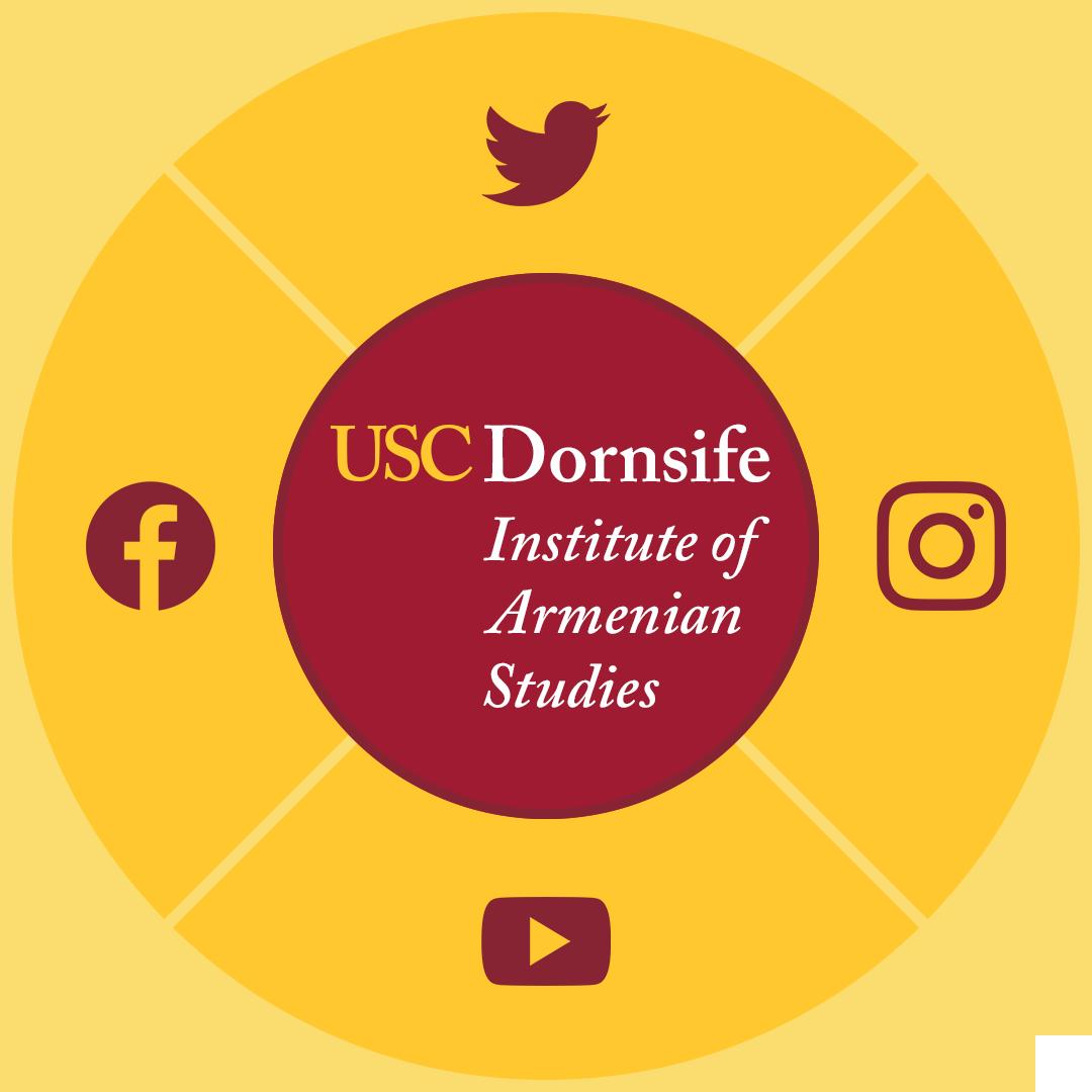 Exploring the USC Institute of Armenian Studies on Social Media - Twitter, Instagram, YouTube, and Facebook