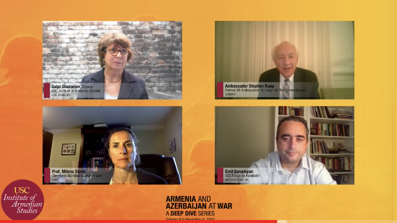 Armenia and Azerbaijan at War - Part 5